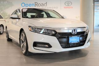 Used 2018 Honda Accord Sedan 2.0T Touring 10AT for sale in Richmond, BC