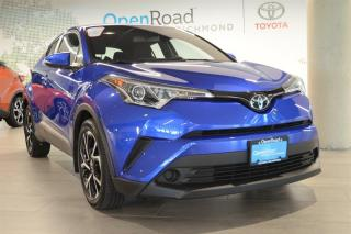 Used 2018 Toyota C-HR XLE for sale in Richmond, BC