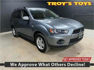 Used 2013 Mitsubishi Outlander ES for sale in Guelph, ON