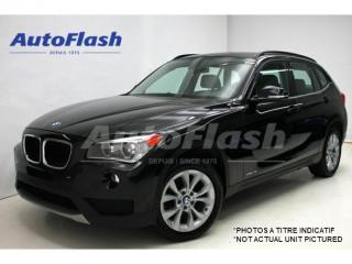 Used 2015 BMW X1 xDrive Premium *Siege-Electrique *Toit-Pano-Roof for sale in St-Hubert, QC