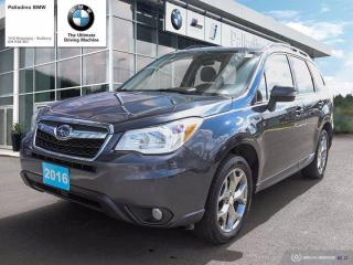 Used 2016 Subaru Forester i Limited for sale in Sudbury, ON