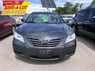 Used 2009 Toyota Camry AS-IS - LE for sale in Stouffville, ON