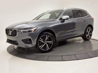 Used 2018 Volvo XC60 T6 AWD R-Design Pro pilot Assist for sale in Brossard, QC