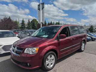Used 2017 Dodge Grand Caravan 4dr Wgn Crew Plus for sale in Ste-Julie, QC
