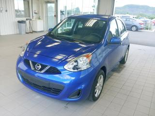 Used 2015 Nissan Micra SV - AUTOMATIQUE - ECONOMIQUE - A/C for sale in Ste-Julie, QC