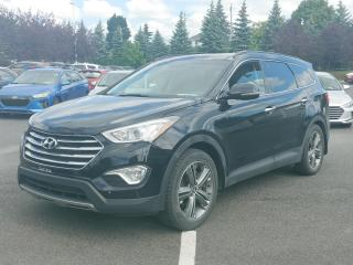 Used 2016 Hyundai Santa Fe XL AWD  3.3L Limited Interieur en cuir - Navigation for sale in Ste-Julie, QC