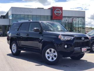 Used 2019 Toyota 4Runner SR5 LEATHER, NAVIGATION for sale in Midland, ON