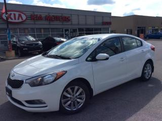 Used 2016 Kia Forte 1.8L LX+ for sale in Milton, ON