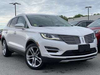 Used 2015 Lincoln MKC LEATHER, NAVIGATION, SUNROOF for sale in Midland, ON