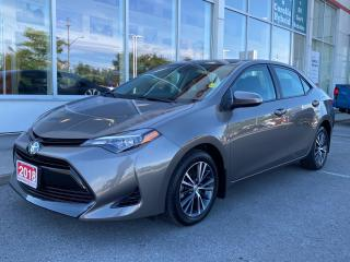 Used 2018 Toyota Corolla LE SUNROOF+HTD STEERING WHEEL! for sale in Cobourg, ON