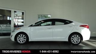 Used 2013 Hyundai Elantra GL + TRES BAS KILO + BLUETOOTH! for sale in Trois-Rivières, QC