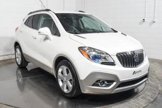 Used 2016 Buick Encore CONVENIENCE CUIR MAGS CAMERA DE RECUL for sale in St-Hubert, QC