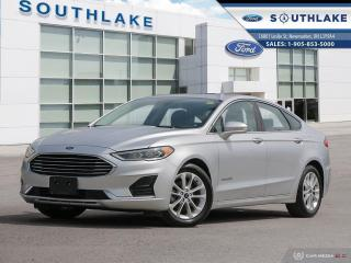 Used 2019 Ford Fusion Hybrid SEL for sale in Newmarket, ON