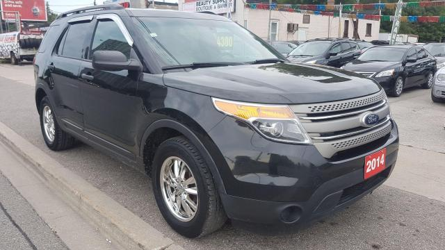 2014 Ford Explorer EXTRA CLEAN-ECO-7 SEATS-BLUETOOTH-USB-AUX-ALLOYS
