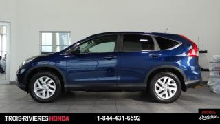 Used 2016 Honda CR-V EX + AWD + VITRES TEINTEES + A VOIR! for sale in Trois-Rivières, QC