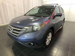 Used 2013 Honda CR-V EX- Toit ouvran AWD- for sale in Québec, QC