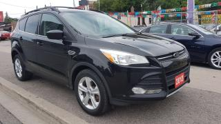 Used 2013 Ford Escape SE-EXTRA CLEAN-ECO-LEATHER-BLUETOOTH-AUX-USB-ALLOY for sale in Scarborough, ON