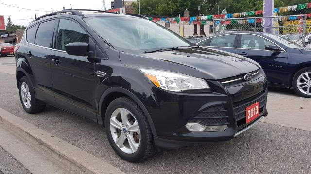 2013 Ford Escape SE-EXTRA CLEAN-ECO-LEATHER-BLUETOOTH-AUX-USB-ALLOY