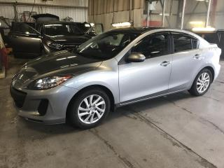 Used 2012 Mazda MAZDA3 Berline 4 portes, boîte manuelle, GS-SKY for sale in Gatineau, QC