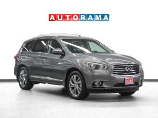Used 2015 Infiniti QX60 AWD Nav Leather Pano Bcam DVD 360Cam for sale in Toronto, ON