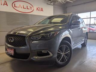 Used 2020 Infiniti QX60 ESSENTIAL Essential for sale in Chatham, ON