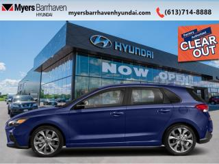 New 2020 Hyundai Elantra GT N-Line DCT  - Sunroof - $154 B/W for sale in Nepean, ON