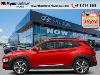 New 2020 Hyundai KONA 1.6T Ultimate AWD w/Orange Colour Pack  - $212 B/W for sale in Nepean, ON