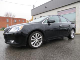 Used 2017 Buick Verano CUIR NAVIGATION BOSE TOIT MAGS 18 CAMERA for sale in St-Eustache, QC