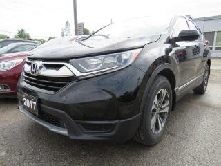 Used 2017 Honda CR-V LX for sale in St. Thomas, ON