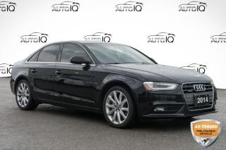 Used 2014 Audi A4 2.0 Komfort YOU CERTIFY YOU SAVE for sale in Innisfil, ON