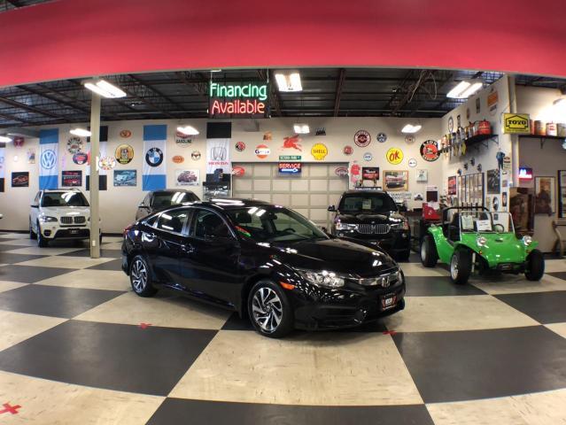 2016 Honda Civic Sedan EX AUT0 A/C SUNROOF BACKUP CAMERA BLUETOOTH 89K