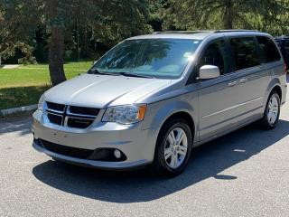 Used 2015 Dodge Grand Caravan 4dr Wgn Crew Plus for sale in Guelph, ON