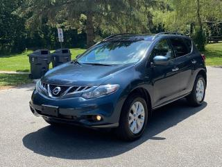 Used 2011 Nissan Murano AWD 4DR SV for sale in Guelph, ON