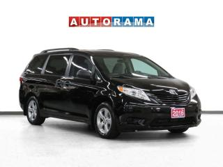 Used 2016 Toyota Sienna V6 Backup Camera 7 Passenger for sale in Toronto, ON