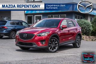Used 2016 Mazda CX-5 2016.5 Awd 4dr Gt for sale in Repentigny, QC