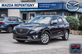 Used 2016 Mazda CX-5 Fwd 4dr Gs Femme for sale in Repentigny, QC