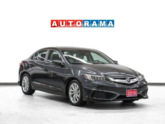 2016 Acura ILX TECH PKG NAVIGATION LEATHER SUNROOF BACKUP CAM