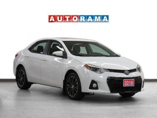 Used 2016 Toyota Corolla S Backup Camera Heated Seats for sale in Toronto, ON