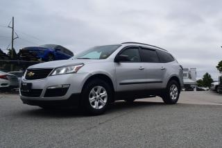 Used 2015 Chevrolet Traverse LS for sale in Coquitlam, BC