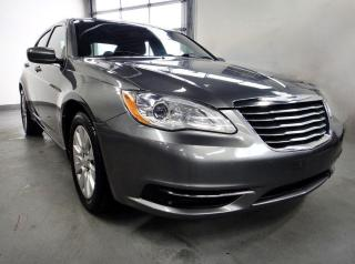 Used 2012 Chrysler 200 LX MODEL,DEALER MAINTAIN,NO ACCIDENT for sale in North York, ON