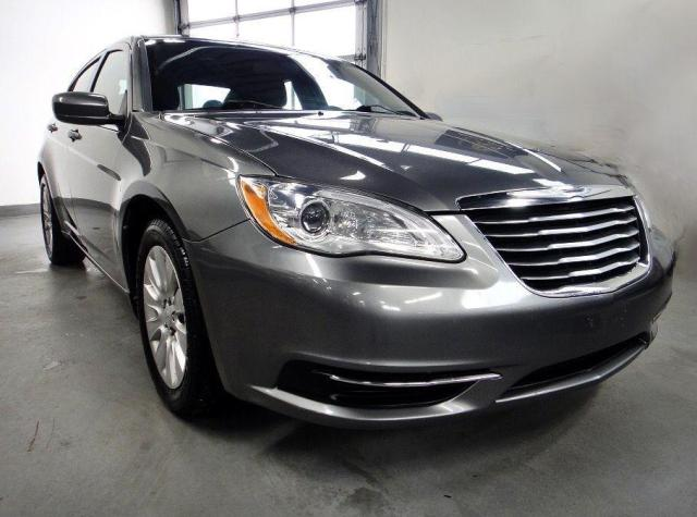 2012 Chrysler 200 LX MODEL,DEALER MAINTAIN,NO ACCIDENT