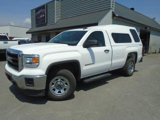Used 2015 GMC Sierra 1500 4 RM, Cabine ordinaire, 133,0 po for sale in Mirabel, QC