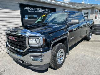 Used 2017 GMC Sierra 1500 Crew cab for sale in Kingston, ON