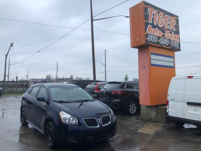 2009 Pontiac Vibe *AUTO*ONLY 160KM*GREAT ON GAS*RELIABLE*CERTIFIED