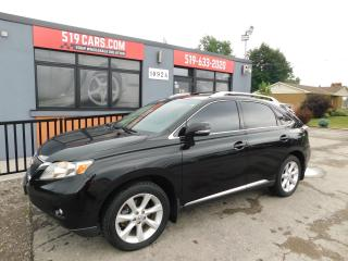Used 2011 Lexus RX 350 Leather | Sunroof | GPS | Heated/Cooled Seats for sale in St. Thomas, ON