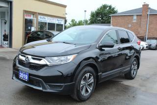 Used 2019 Honda CR-V LX AWD for sale in Brampton, ON