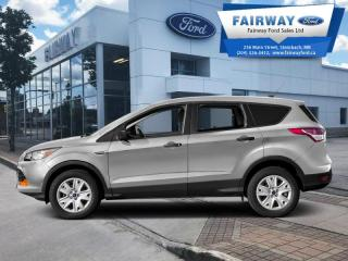 Used 2015 Ford Escape SE - 4WD  - Bluetooth -  Heated Seats for sale in Steinbach, MB