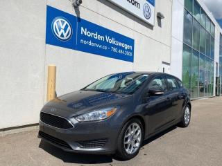 Used 2015 Ford Focus SE 4dr FWD Hatchback for sale in Edmonton, AB