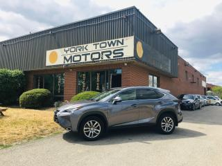 Used 2017 Lexus NX 200T LUX PKG/BDM/LDA/ACC/ 1 OWNER NO ACCIDENTS for sale in North York, ON