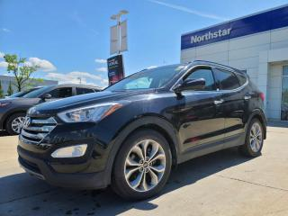 Used 2016 Hyundai Santa Fe Sport LTD LEATHER/PANOROOF/NAV/COOLEDSEATS/HEATEDSTEERING for sale in Edmonton, AB
